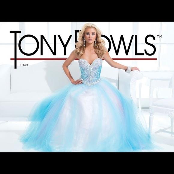 Tony Bowls Prom Dresses 2018